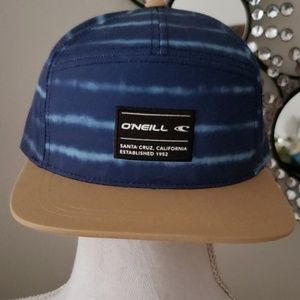O Neill Retro snapback hat With tags brand new